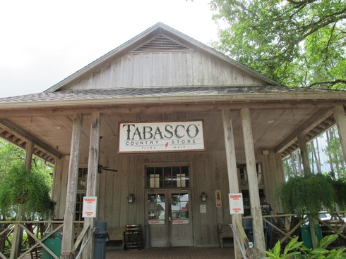 Tabasco country store_tn