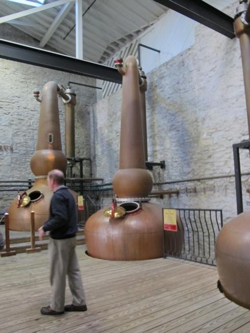 Woodford Reserve Distillery 3 stills_tn