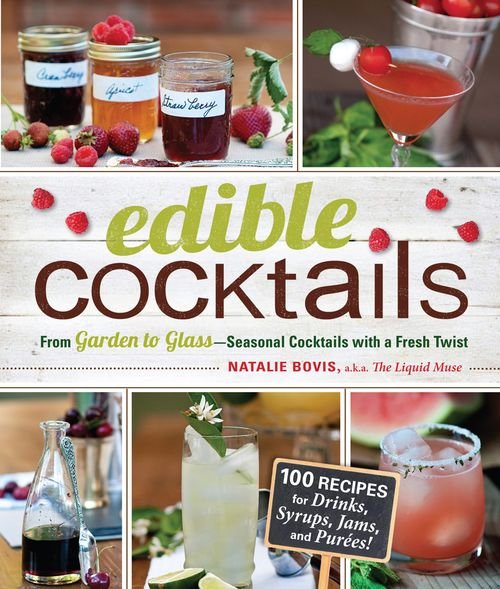 Edible cocktails cover