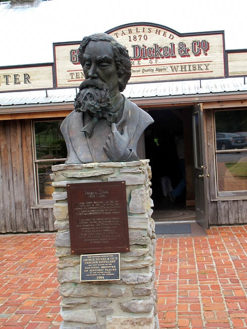 George Dickel distillery3_tn
