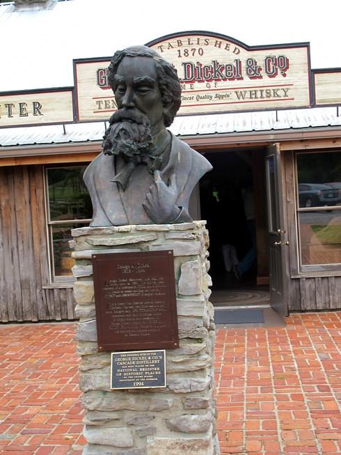George Dickel distillery3_tn
