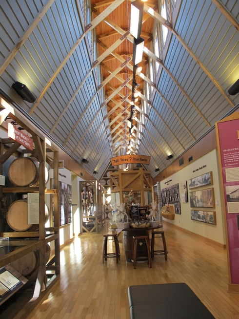 Heaven Hill Distillery visitors center_tn