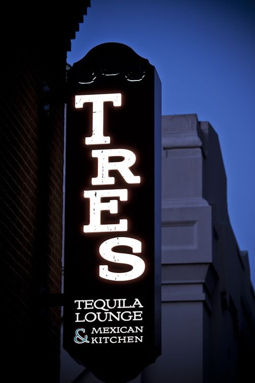 Tres tequila lounge