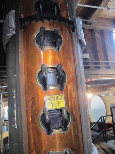 George Dickel distillery fermenting_tn