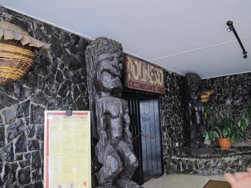 Polinesio Tiki Bar Havana Former Trader Vics entrance_tn