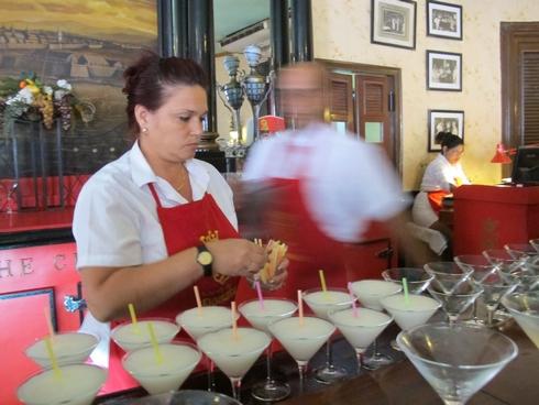 El Floridita Havana Cuba mass daiquiris_tn