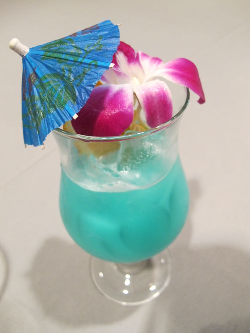 Blue Hawaiian
