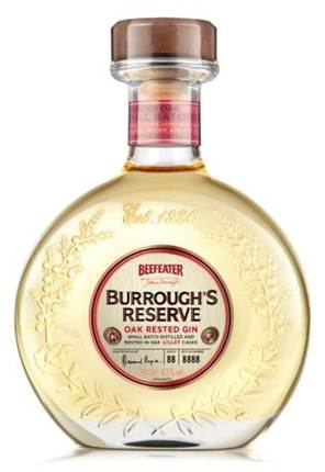 Burroughs reserve gin