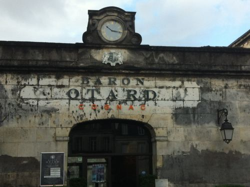 Baron Otard cognac house France