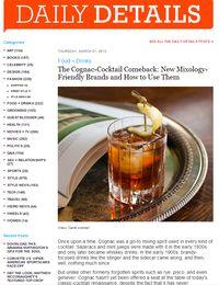 Cognac details
