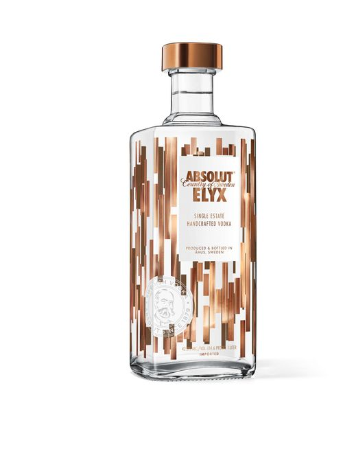 ABSOLUT ELYX 1L Bottle Shot lo