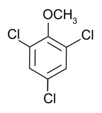 2,4,6-Trichloroanisole.svg