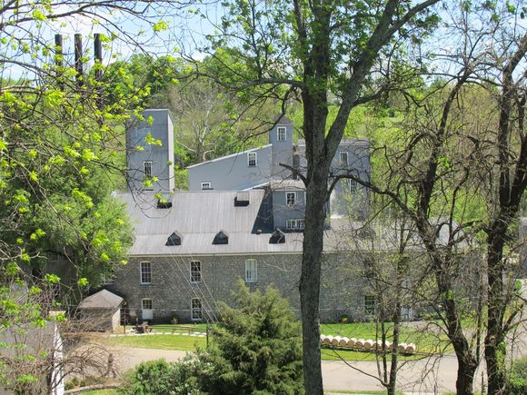 Woodford Reserve Distillery pretty
