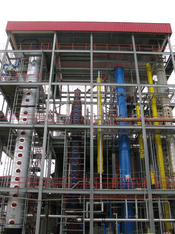 Column still Angostura Distillery Trinidad10