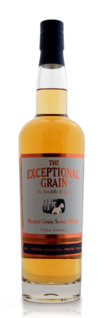 Exceptional whisky