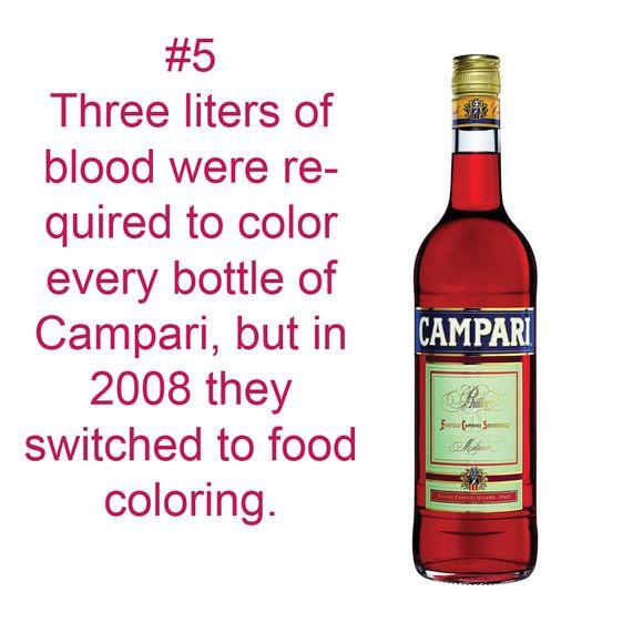 Brand Myth 5 campari
