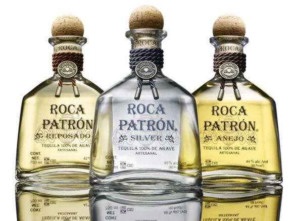Roca Patron bottles