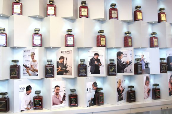 Disaronno Distillery bar2