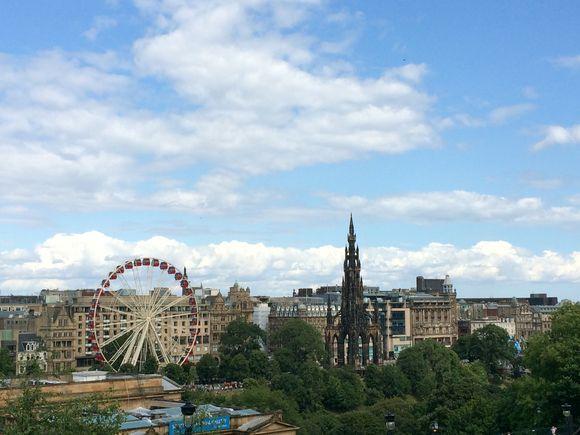 Edinburgh Ferris 2