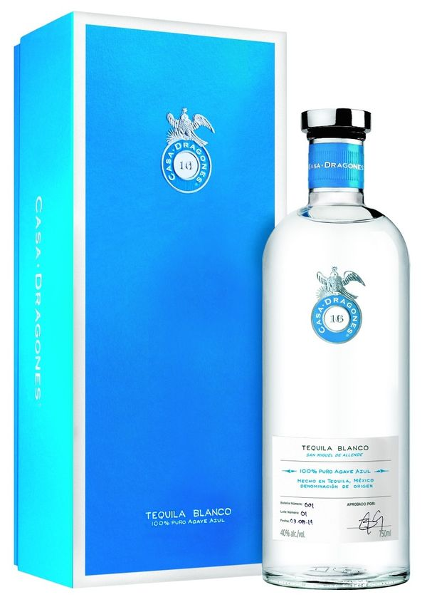 New Booze: Blanco Tequila from Casa Dragones - Alcademics