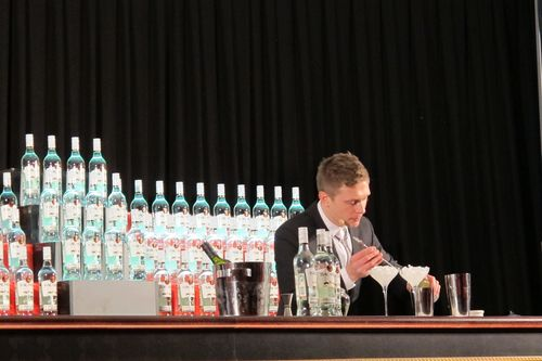 Bert Jachmann Ausatria Bacardi Legacy 2014