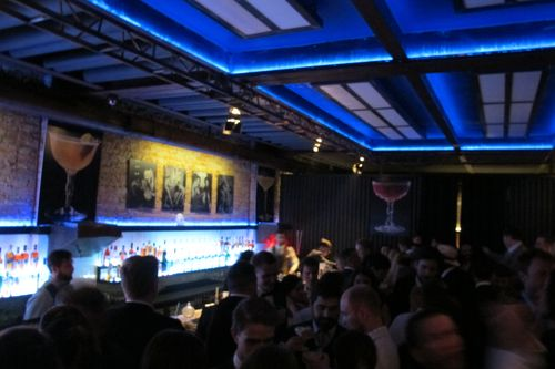 Chateau de Fantomas Moscow Club