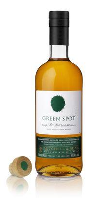 GREEN SPOT US Bottle &Cork (Hi-Res)