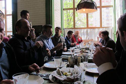 BXOD Christian Restaurant Moscow3