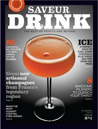 Saveur Drink Cover