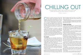 Ice story cheers