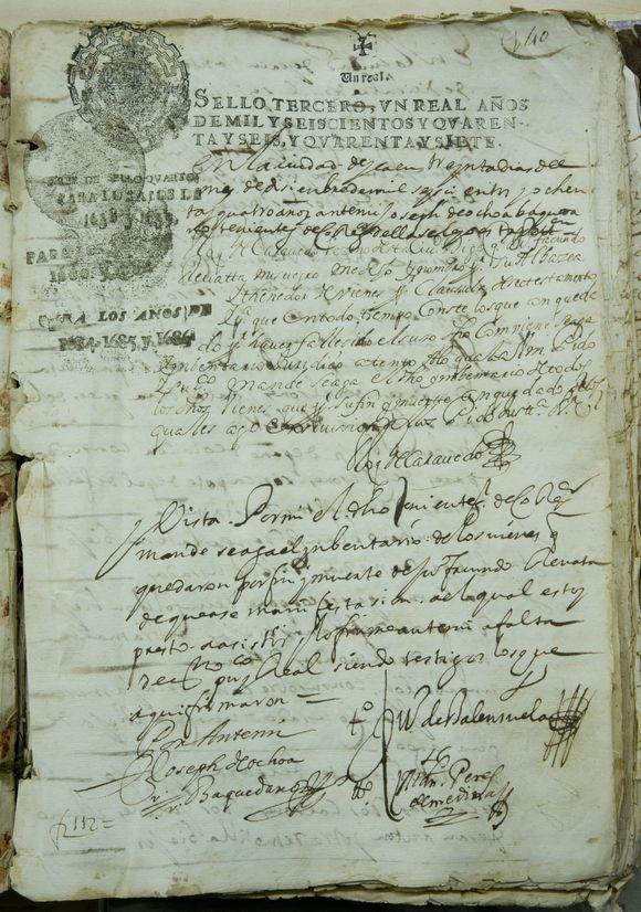 Pisco Porton 330th Anniversary Papers (2)