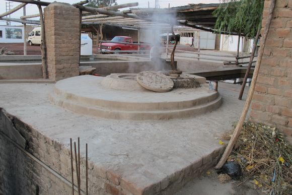 Lovera Distillery Pisco Peru falca3