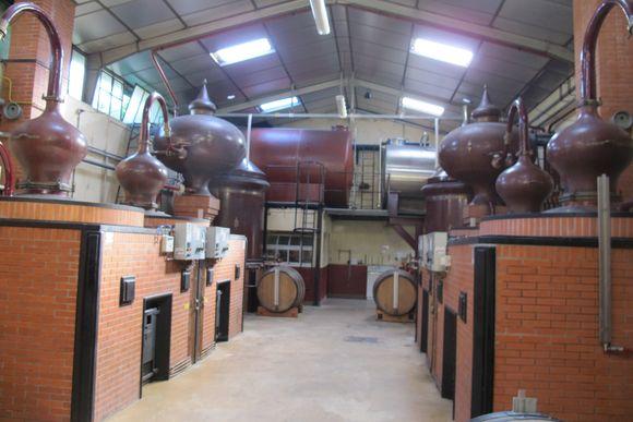 Merlet Distillery Cognac France4