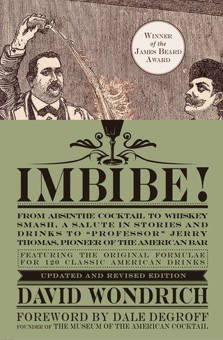 Imbibe cover