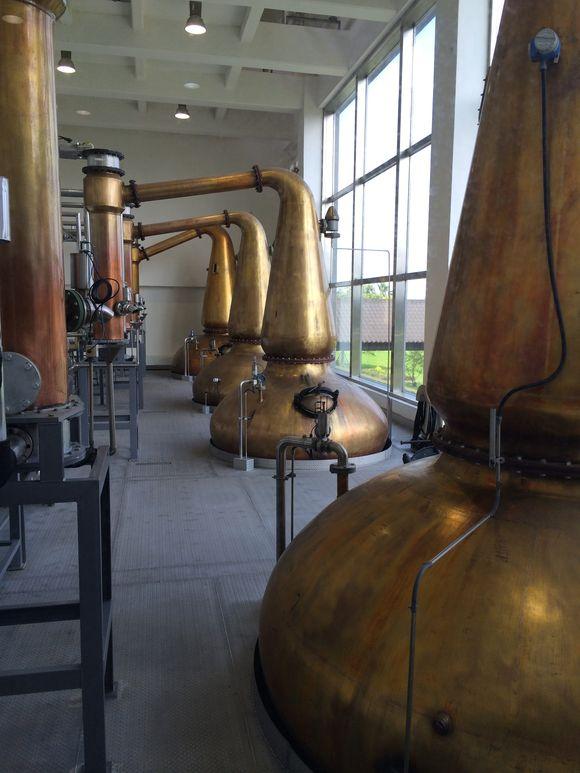 Kavan Whisky Taiwain stills 1