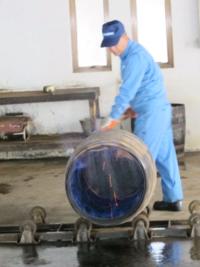 Hakushu Distillery barrel rechar5