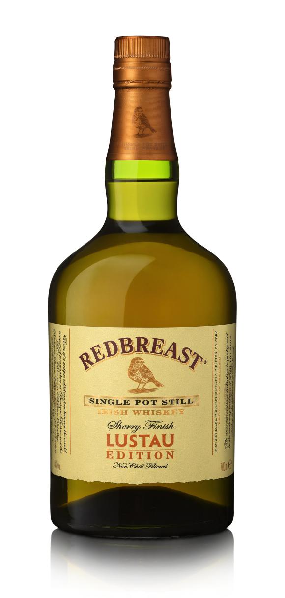 REDBREAST LUSTAU 700ml Bottle