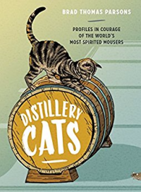 Distillery Cats Book