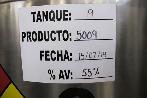 Ancho Reyes production facility Mexico5