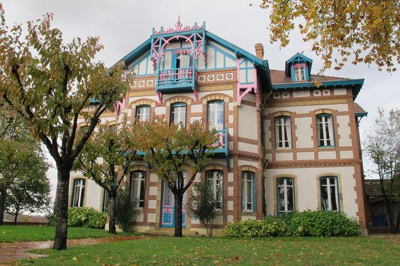 Chateau de Laubade Armagnac 3