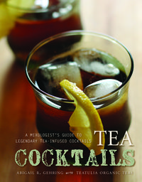 Tea Cocktails cover 9781632204493