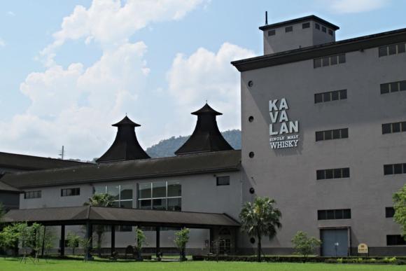 Kavalan Whisky Taiwan distillery3