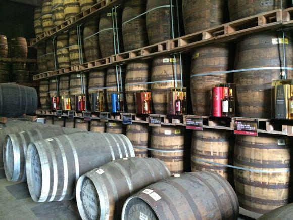 Barrels kavalan