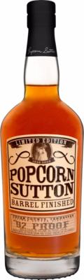 Popcorn Barrel Finished - Transparent