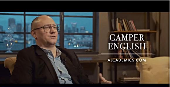 Camper english in japanese bartending film