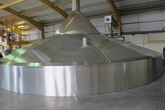 Mash Tun Glenlivet Distillery2