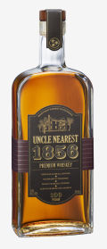 Uncle Nearest 1856 Premium Aged Whiskey Bottle