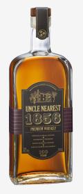 Uncle Nearest 1856 Premium Aged Whiskey Bottle