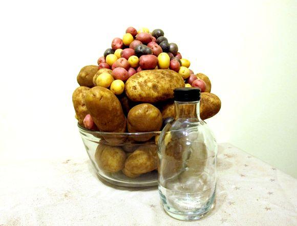 Potato pile2