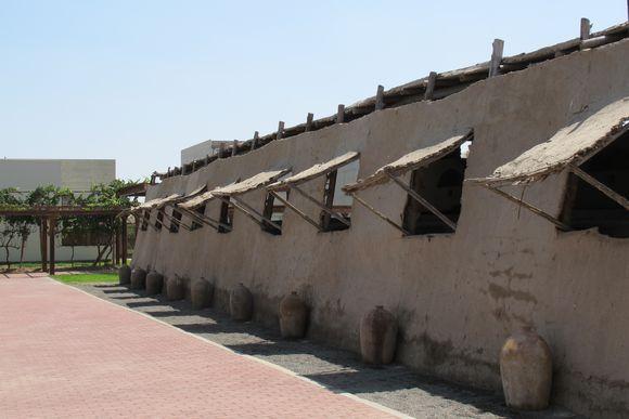 La Caravedo Distillery Pisco Porton Peru old distillery fermentation tanks